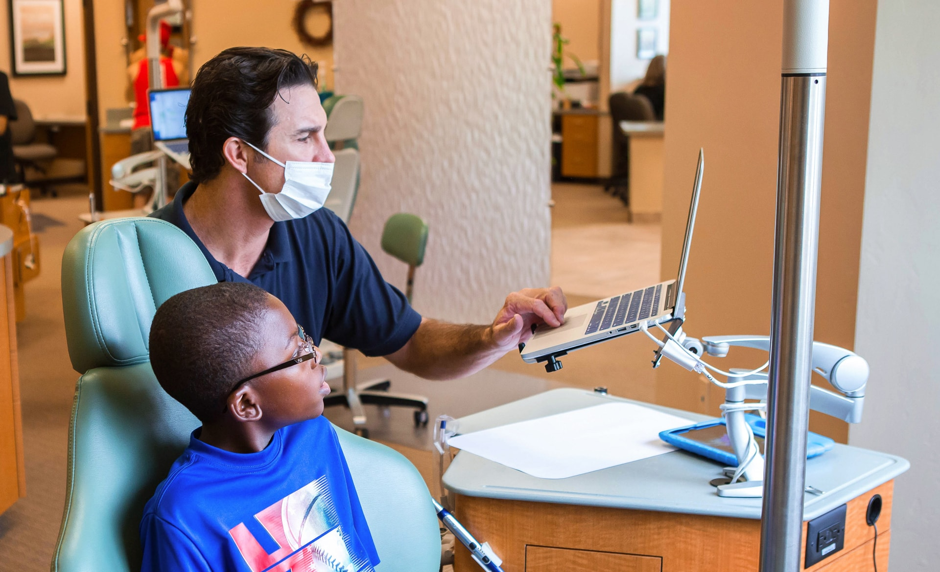 Child Braces In Tucson - Leber Orthodontics