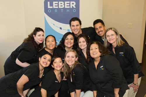 Leber Orthodontics Team